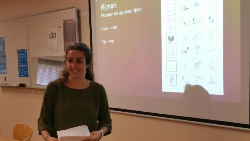 Presentatie: beginnende geletterdheid